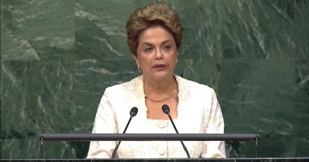 Dilma tenta falar francês, dá novo vexame em Paris e vira piada internacional (veja o vídeo)