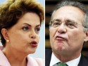 Estatais geram novo embate entre Dilma e Renan