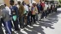 Os haitianos estão chegando