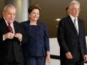 Articulação de encontro entre Lula e FHC recebe apoio de Dilma