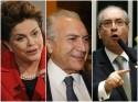 Destinos: Uma análise coerente sobre as perspectivas políticas de Dilma, Temer e Cunha