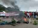 Sem terras fecham rodovias em todo o Brasil
