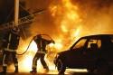 Pânico no Rio. Criminosos incendeiam nove veículos e polícia fica sem ação