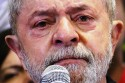 Lula chora e diz que é vítima de 'pacto diabólico'