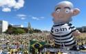 Declaração insana de Temer revigora pressão popular por prisão de Lula