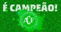 Chapecoense é declarado oficialmente campeão da Copa Sul-Americana de 2016