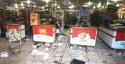 População saqueia lojas em plena luz do dia em Vitória-ES (veja o vídeo)