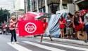 MTST em atitude de mera provocação acampa em plena av. Paulista (veja o vídeo)