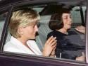 Morre a brasileira que foi confidente da princesa Diana