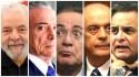 O Brasil foi fatiado entre cinco perigosas quadrilhas