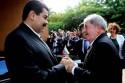 O apoio de Lula ao 'tsunami' de sangue e dor da Venezuela (veja o vídeo)
