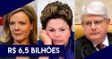 Com igualdade, humildade e redistribuição no discurso, petistas escondem mais de R$ 6,5 bilhões atrás dos palanques