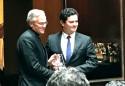 Moro recebe prêmio inédito para sul-americanos