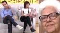 Senhora idosa da plateia cala globais em discussão sobre homem nu (veja o vídeo)