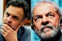Uma perfeita comparação entre Lula e Aécio