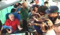 """Na caravana mineira, Lula experimenta o repúdio popular com coro de """"Ladrão"""" (veja o vídeo)"""