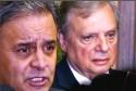 Fiel a Temer, Aécio escorraça Tasso da presidência do PSDB