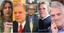 5 casos em que a Globo fechou os olhos para o mau comportamento de seus funcionários