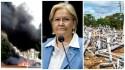 Senadora emociona ao ler carta de funcionário de fazenda destruída na Bahia (veja o vídeo)