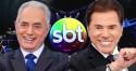 Willian Waack, insatisfeito com tratamento recebido na Globo, está prestes a assinar com o SBT