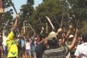 MST do Paraguai é surpreendido por ação eficiente da polícia que detona invasão (veja o vídeo)