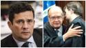 Para Lula Moro é do mal e, certamente, Dias Toffoli e Gilmar Mendes são do bem