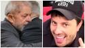 FHC mais uma vez sai no socorro de Lula e é ridicularizado por Danilo Gentili