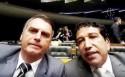 """Unidos, Magno Malta e Bolsonaro mandam """"recado"""" para Lula (veja o vídeo)"""