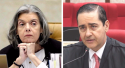 O que quer Carmen Lúcia com o presidente do TRF-4, na véspera do julgamento de Lula