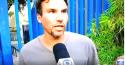 Homem surpreende repórter da Globo e ao vivo pede Lula na cadeia (Veja o Vídeo)
