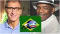 Por interesses pessoais e inconfessáveis, artistas da Globo ofendem Moro (Veja o Vídeo)