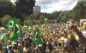 Manifestação espontânea e sem 'pão com mortadela'