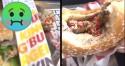 Burger King fecha loja após vídeo com larvas em lanche viralizar na internet (Veja o vídeo)