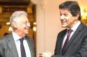 FHC e Haddad se encontram de madrugada para negociar liberdade de Lula