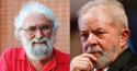 Para teólogo petista, Lula é vítima de conspiração internacional