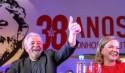 """Lula ofende Dallagnol e chama o Judiciário de """"quadrilha"""" na festa de aniversário do PT (Veja o Vídeo)"""