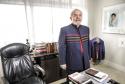 """Fantasiado de """"Evo Morales"""", Lula concede entrevista exclusiva à Folha"""