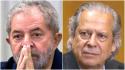 Lula e Zé podem chegar juntos em Curitiba