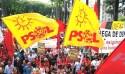 Em protesto medíocre militantes do PSOL pedem o fim da PM (Veja o Vídeo)