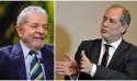 Ciro e Lula: acabou a amizade...
