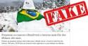 Notícia de que inverno será o mais frio do século é falsa, alerta MetSul