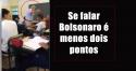 Caso grave de Doutrinação em Escola: Professor ameaça tirar pontos de aluno que falar em Bolsonaro (veja o vídeo)