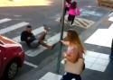 Policial mulher, reage a assalto na frente da filha e mata bandido (Veja o Vídeo)