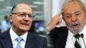 Alckmin incorpora Lula