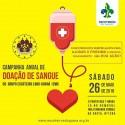 Grupos Escoteiros doam sangue em Campo Grande - MS - um exemplo a ser seguido: realização efetiva!