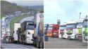 Caminhoneiros invadem Brasília (Veja o Vídeo)