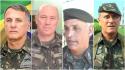 A tropa de choque de Bolsonaro no alto comando do Exército (Veja o Vídeo)