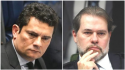 Moro acata decisão absurda de Toffoli, mas exara despacho desmoralizante