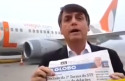 """Bolsonaro desmascara """"O Globo"""" e denuncia Fake News (Veja o Vídeo)"""