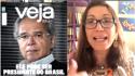 Procuradora vai processar Veja por Fake News em matéria sobre o economista de Bolsonaro (Veja o Vídeo)